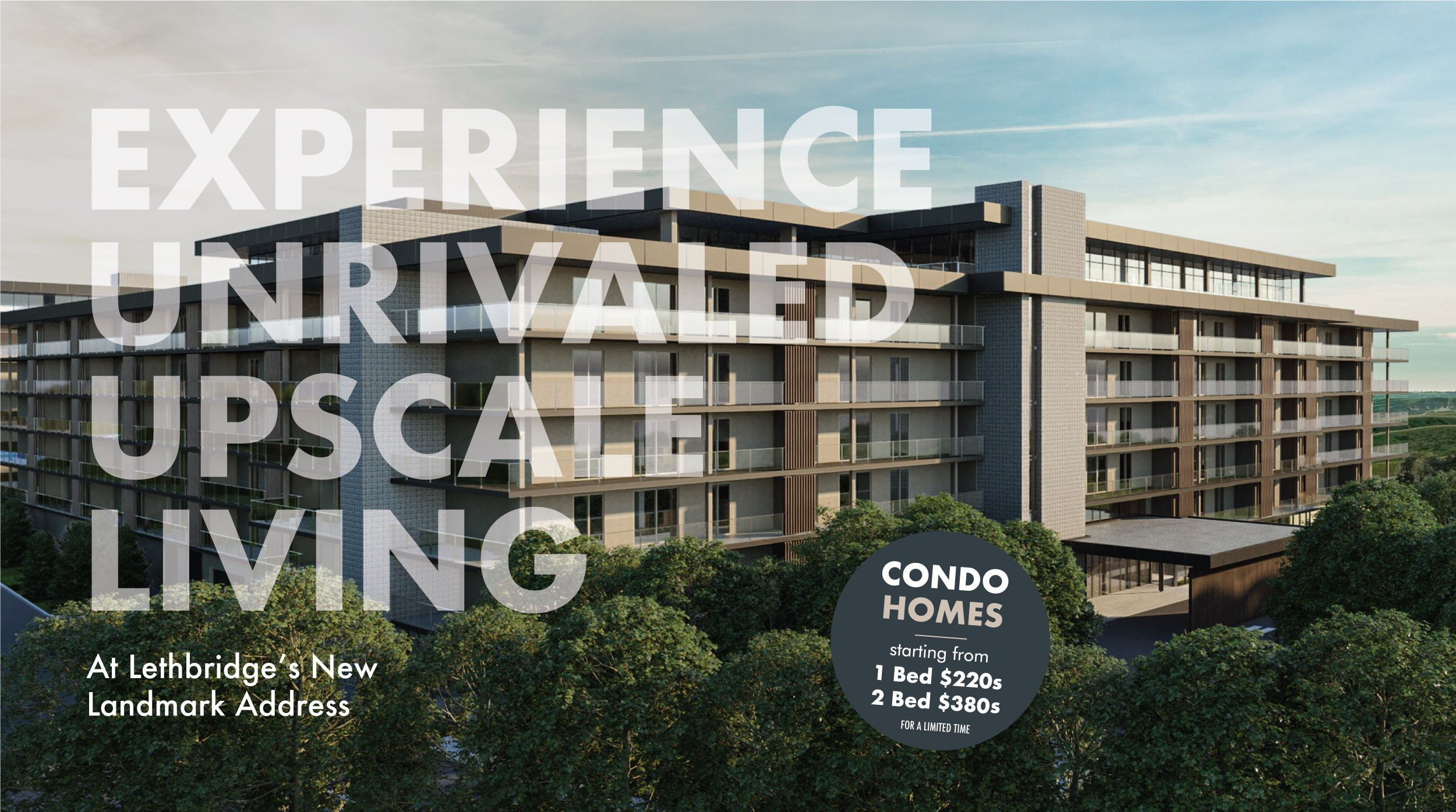 Experience Unrivaled Upscale Living