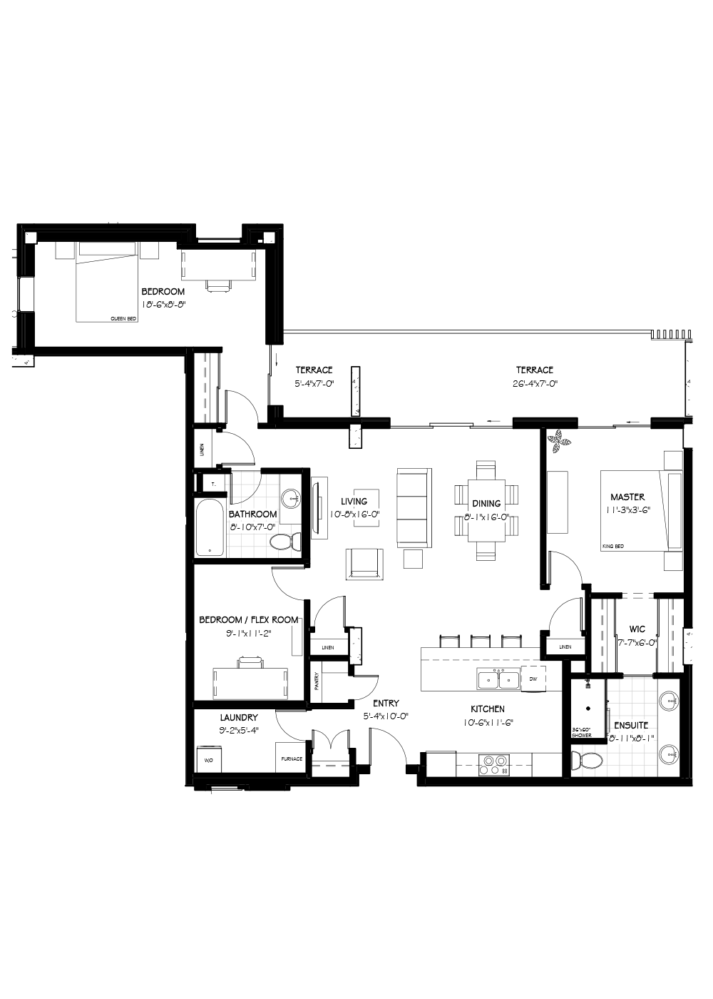 The Berkus Suite, 11709 SF